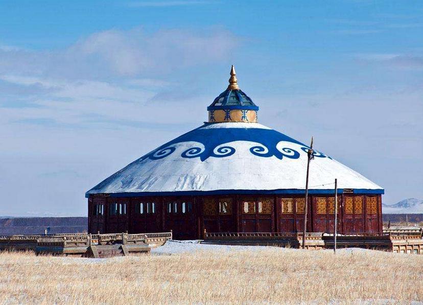 蒙古包特点